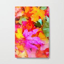 Autumn #society6 #buyart #decor Metal Print