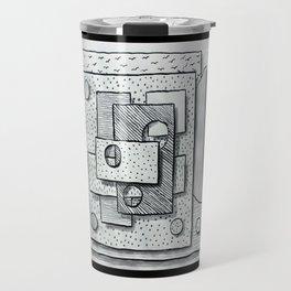 plano - plane - plan Travel Mug