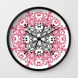 Mandala. Wall Clock