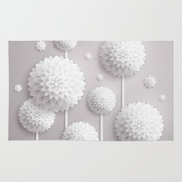 Floral Dimensions Rug