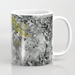 Mossy Stump Coffee Mug