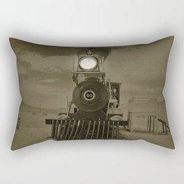 On the 60 Rectangular Pillow