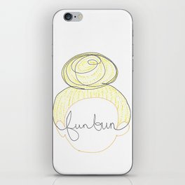 FUNBUN iPhone Skin
