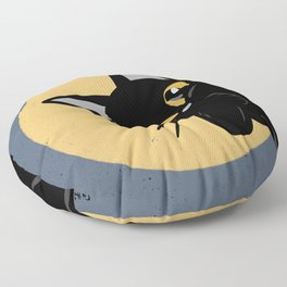 Hello everybody Floor Pillow