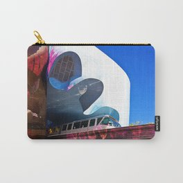 Seattle Center Monorail Carry-All Pouch