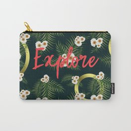 EXPLORE #society6 #decor #buyart Carry-All Pouch