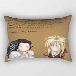 You have no power over me! Rectangular Pillow