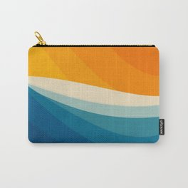 Abstract landscape art Carry-All Pouch