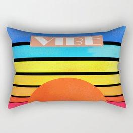 Sunset and Chll Rectangular Pillow
