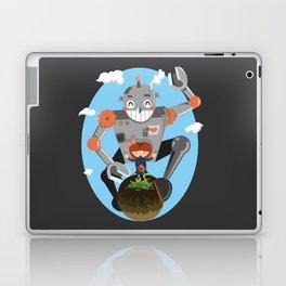 Last flower on earth Laptop & iPad Skin