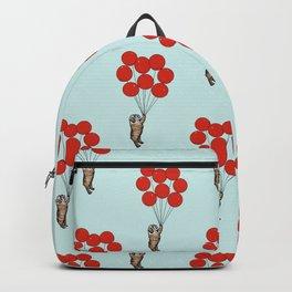 I Believe I Can Fly English Bulldog Backpack