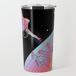 Coexistentiality 3 (An Anomaly to Another Reality) Travel Mug