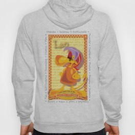 Astrological Zoodiac - Leo Hoody
