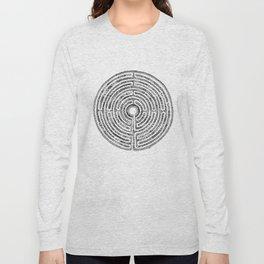 Chartres Garden Long Sleeve T-shirt