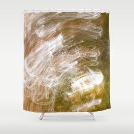 Pan Sanity Shower Curtain