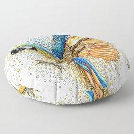 Liberación Floor Pillow