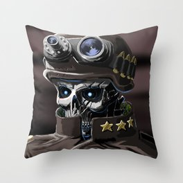 Plan 9 From Planet Earth Throw Pillow
