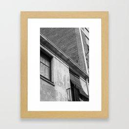B&W I Framed Art Print