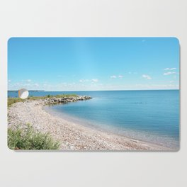 AFE Tommy Thompson Park 2, Beach Photography Cutting Board