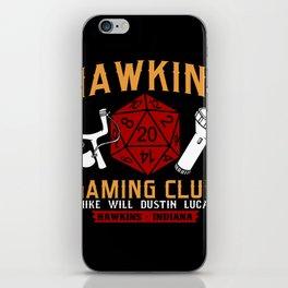 Gaming Club iPhone Skin
