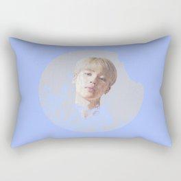 Jimin - Lie Rectangular Pillow