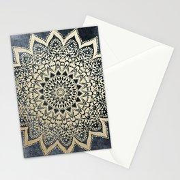 BOHO NIGHTS MANDALA Stationery Cards