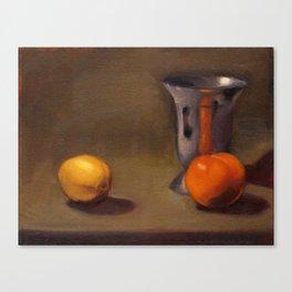 Still Life 009 Canvas Print