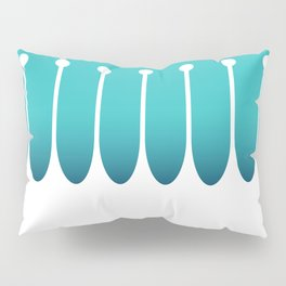 Mid Century Muse: Crown Pillow Sham