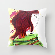 Guajira Throw Pillow