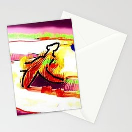 Narcotic effect Stationery Cards