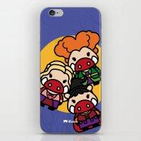 hocus pocus iPhone & iPod Skins featuring Hocus Pocus by worldboar