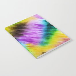 Rainbow furs Notebook