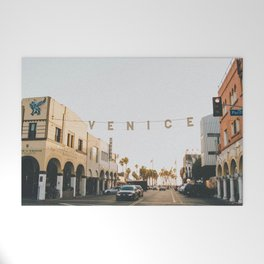 venice / los angeles, california Welcome Mat