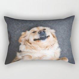 Dog by Stephen Andrews Rectangular Pillow