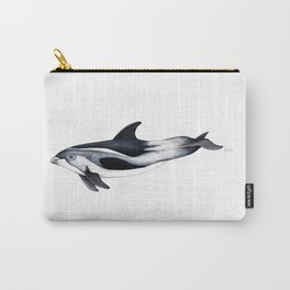 White-beaked Dolphin Carry-All Pouch