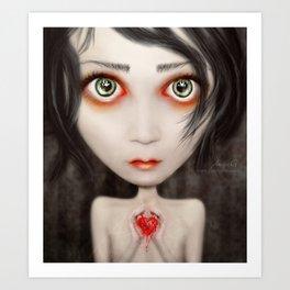Broken Dreams Art Print