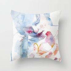 small piece 11 Throw Pillow