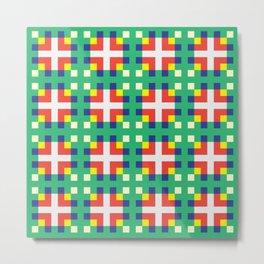 Pattern #319 Metal Print