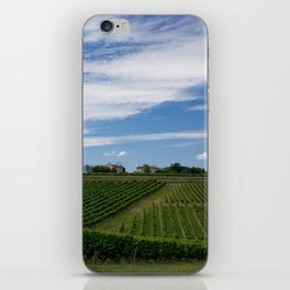 wine and its country iPhone Skin
