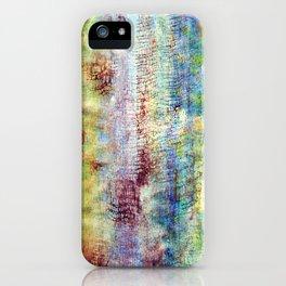 Summer spray iPhone Case