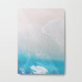 Waves 3 Metal Print