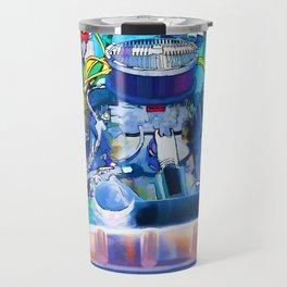 Automotive engine Travel Mug