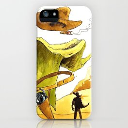 Without a name iPhone Case