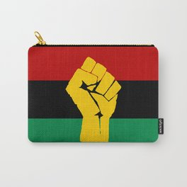 Pan African Flag Carry-All Pouch