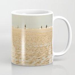 Beach on the sand Coffee Mug