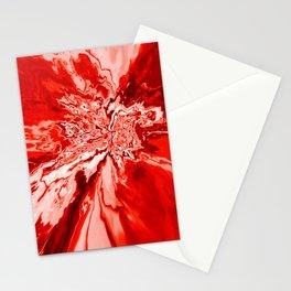 Scarlet Mood Stationery Cards