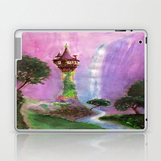 The Mystical Tower Laptop & iPad Skin