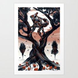 Coexist Art Print