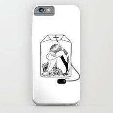 Lady Grey Tea iPhone 6 Slim Case