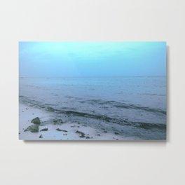 El mar Metal Print